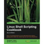 【预订】Linux Shell Scripting Cookbook, Second Edition