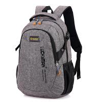 2018新款韩版书包旅行包运动中学生双肩包女男士旅游轻便户外背包