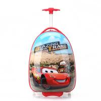 儿童拉杆箱可爱小汽车旅行箱16寸男女宝宝行李箱包拖箱