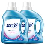 蓝月亮 4斤薰衣草香瓶装:深层洁净洗衣液1kg*2瓶装