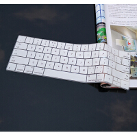 13.3寸笔记本键盘膜苹果MacBook Pro A1989键盘膜键位保护贴膜