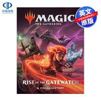 英文原版 Magic: The Gathering: Rise of the Gatewatch 万智牌:竞技场游戏艺术