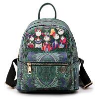 天天摩登双肩包秋冬季新款韩版潮流休闲背包女士书包旅行包