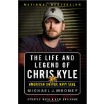 The Life and Legend of Chris Kyle克里斯・凯尔的生活和传奇者!电影美国狙击手原型人物  英文原版
