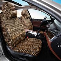 四季坐垫套适用于宝马X5系新奥迪Q7A6沃尔沃大众蕾丝布艺汽车座套半截套