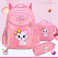 公主小学生的书包女孩1-3年级女儿童背包4一6二三六年级女童