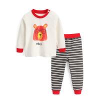 儿童内衣套装春秋宝宝秋装男童睡衣女童秋衣婴儿衣服