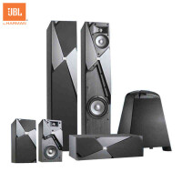 JBL Studio 180套装 5.1声道家庭影院音响客厅音箱低音炮