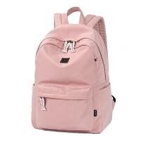 韩版时尚高中学生书包初中生女双肩包大容量休闲旅行包
