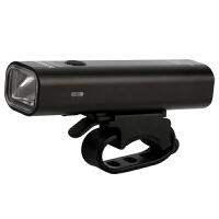 山地自行车灯单车USB充电前灯夜骑行装备配件强光手电筒