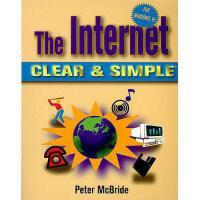 【预订】The Internet Clear & Simple