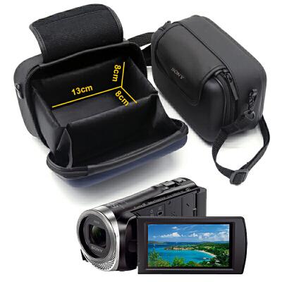 DV摄像机包 索尼HDR-406E CX680 CX450 CX405硬包单肩PJ675 PJ410