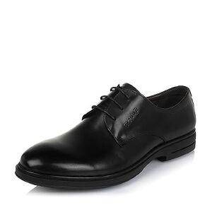 Belle/百丽秋季牛皮商务男皮鞋4MY01CM6