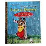 Richard Scarry I Am A Bunny 斯凯瑞金色童书系列:我是一只小兔子 美国儿童畅销书作家经典作品