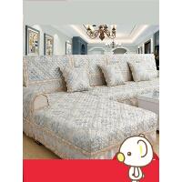 沙发垫欧式布艺四季通用现代简约防滑坐垫沙发套全包�f能套罩全盖m2f