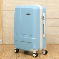 迷你密码箱学生20寸可爱行李箱女韩版24寸小清新拉杆箱万向轮拉箱
