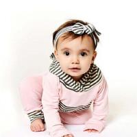2018新款INS男女宝宝秋装套装0-1-2岁女婴儿卫衣婴幼儿童装二件套
