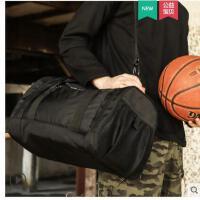 户外运动训练健身背包量旅行包手提包行李包男单肩斜挎篮球包大容
