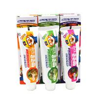 啵乐乐韩国进口儿童牙膏三岁以上宝宝90g