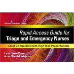 【预订】Rapid Access Guide for Triage and Emergency Nurses 9780