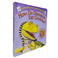 HOW DO DINOSAURS EAT COOKIES? 恐龙如何吃饼干【2~6岁】