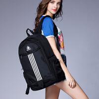 双肩包女韩版高中初中学生书包电脑包大容量旅行包时尚潮流背包男