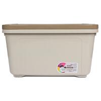 收纳箱塑料特大号储物箱整理箱收纳盒装衣服玩具被子家用储蓄箱筐