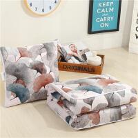 汽车抱枕被子两用办公室午睡枕头被床头靠垫被沙发小靠枕