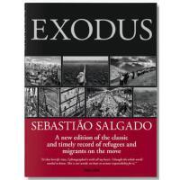 【现货包邮】巴西著名摄影师萨尔加多EXODUS SEBASTIAO SALGADO流离摄影集原版