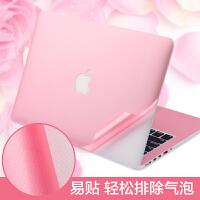 苹果macbook电脑air13笔记本pro13.3寸外壳11保护贴膜12贴纸15 ma Pro15.4 Retina