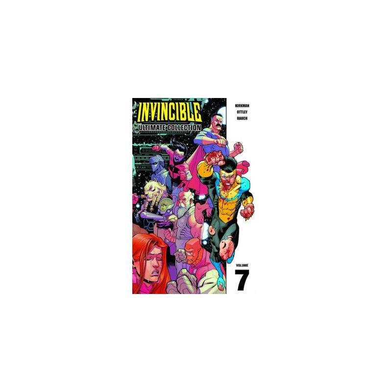 【预订】Invincible: The Ultimate Collection Volume 7 预订商品,需要1-3个月发货,非质量问题不接受退换货。