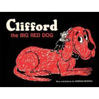 Clifford the Big Red Dog: Vintage Hardcover Edition 大红狗:经典精
