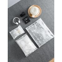 旅行收纳袋套装衣物衣服整理透明防水密封袋行李箱分装内衣收纳包