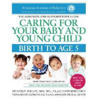 英文原版 美国儿科学会育儿百科(0-5岁) Caring for Your Baby and Young Child,