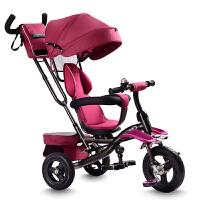 儿童三轮车脚踏车小孩婴儿手推车轻便宝宝自行车幼儿童车