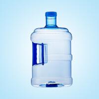 加厚纯净水桶7.5升饮水机售水机水桶手提打水桶车载食品级