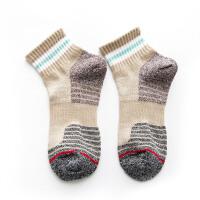 男士袜子棉个性运动男袜吸汗秋冬袜子男低帮短筒袜篮球棉袜四季 5双混色 均码
