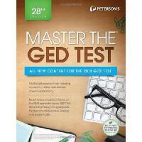 【预订】Master the GED 2014