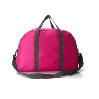 男女防水可折叠单肩包 短途旅行包 女手提旅游包 大容量旅行袋行李包
