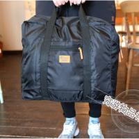 加厚可折叠便携大容量旅行袋行李袋 男短途旅行包手提拉杆包女 大