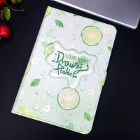20190905042030235小清新柠檬iPad mini4保护套硅胶air2皮套pro10.5软壳休眠卡通女