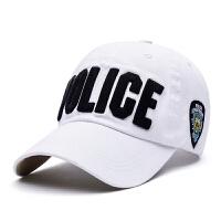 帽子女士夏天棒球帽韩版时尚百搭潮人学生街头鸭舌帽遮阳太阳帽男 均码可调节