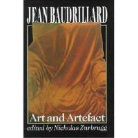 【预订】Jean Baudrillard, Art and Artefact Y9780761955795