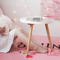粉色地毯少女ins风公主粉卧室房间满铺床边毯长方形室内可睡可坐
