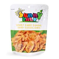 菲律宾 Sunny Dale金沙巴香蕉片 健康 休闲趣味零食香蕉脆片 80g