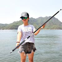 鱼竿碳素手竿轻硬28调5.4米鱼竿钓鱼竿台钓竿