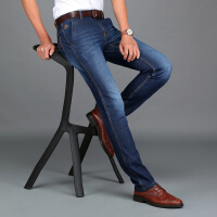 AFS JEEP男士牛仔裤战地吉普夏季新款大码休闲男士牛仔裤8355