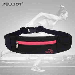 【保暖节-狂欢继续】法国PELLIOT户外运动腰包男女跑步腰包多功能迷你手机腰包运动包