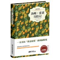汤姆・索亚历险记-插图典藏本