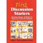 【预订】First Discussion Starters: Speaking Fluency Activities